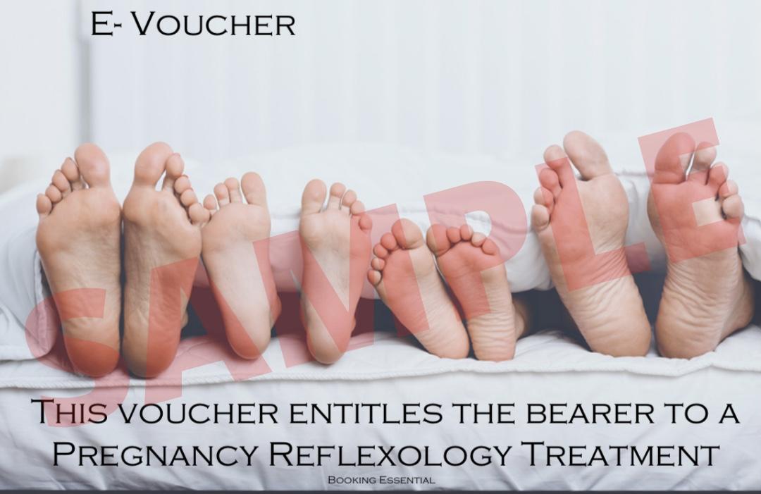 Pregnancy Reflexology Treatment E-Voucher